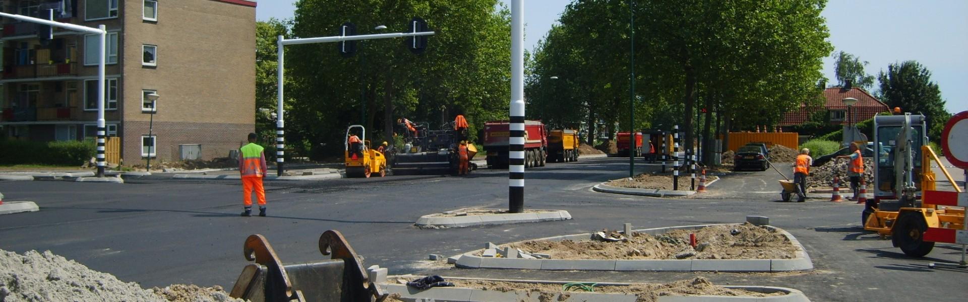 bestrating Utrechtseweg